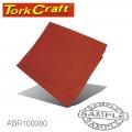 CABINET PAPER 230 X 280 80 GRIT 50 PER PACK STD