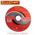 CUTTING DISC MASONRY 115 X 1.6 X 22.2MM