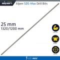 ALPEN SDS MAX DRILL 1320X1200X25MM