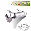 AIR DIE-GRINDER 3' WITH SWIVEL METAL GUARD