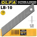 OLFA BLADES LB-10 10/PACK 18MM