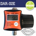 CADEX AIR REGULATOR & DIGITAL GAUGE 1/4'MF 0-11BAR