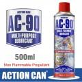 AC-90 CO2 500ML MULTI PURPOSE LUBE