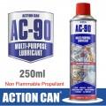 MULTI PURPOSE LUBE AC-90 CO2 250ML