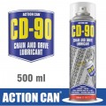 CHAIN AND DRIVE LUBE CD-90 500ML
