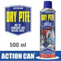 P.T.F.E 500ML DRY FILM LUBRICANT FAST DRYING