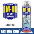 DM-90 500MLDRY MOLY SPRAY