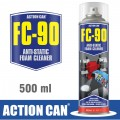 FC-E90 500ML ANTI STATIC FOAMING CLEANER
