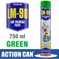 LINE MARKING PAINT LM-90 GREEN 750ML