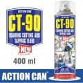 HIGH CLING FOAMING CUTTING FLUID CT-90 FOAM CUT 400ML