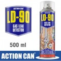 LD-90 GAS LEAK DETECTOR 500ML