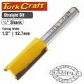 ROUTER BIT STRAIGHT 1/2' (12.7MM)
