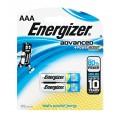 ENERGIZER ADVANCED AAA - 2 PACK (MOQ12)