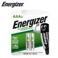 ENERGIZER RECHARGE 700MAH   AAA - 2 PACK (MOQ6)