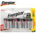 ENERGIZER MAX: AA - 12 PACK (MOQ 6)