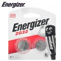 ENERGIZER 2032 3V LITHIUM COIN BATTERY 2 PACK (MOQ X12)