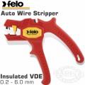 FELO 583 AUTOMATIC WIRE STRIPPER O.C.  0.2-6.0MM PISTOL GRIP