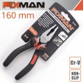 FIXMAN INDUSTRIAL COMBINATION PLIERS 6'/162MM
