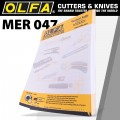 OLFA NOTE PAD A6 (96 PAGES)