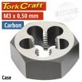DIE CARB.STEEL 3X0.50MM 1/CASE