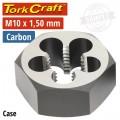 DIE CARB.STEEL 10X1.50MM 1/CSE