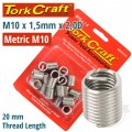 THREAD REPAIR KIT M10 X 1.5 X 2.0D REPL. INSERTS FOR NR5010