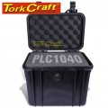 HARD CASE 300X230X270MM OD WITH FOAM BLACK WATER & DUST PROOF (261722)