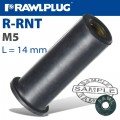 RAWLNUT M5X14.1MM X50-BOX