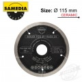 DIAMOND BLADE 115MM CONTINIOUS IND GENL. TILE THIN CUT SOLID TCS
