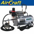 COMPRESSOR WITH AIRBRUSH KIT AND HOSE (AS18K-2)
