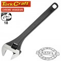 SHIFTING SPANNER 18' 450MM 0-52MM