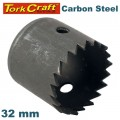 HOLE SAW CARBON STEEL 32MM