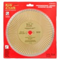 DIAMOND BLADE 230MM TURBO WAVE PROFESIONAL