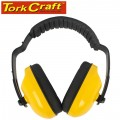 EAR MUFF ABS CUP ADJ. HEAD BAND SNR27 DB RED 1PC