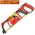 TORK CRAFT HACKSAW COMBO SET (TCHS002+TCHS003)
