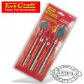 MAGNETIC INSPECTION TOOL SET 3PC  2 X INSP. MIRROR 1 X PICK UP